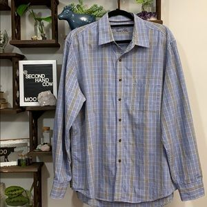 Tasso Elba Button Down Shirt